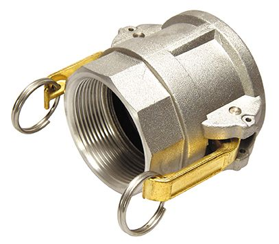 "2"" cam coupling c/w female BSP - part D"