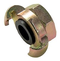 "QR x 1"" air hose coupling c/w female BSP"
