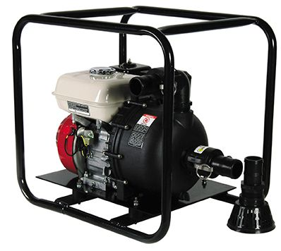 Salt Water Pumps
